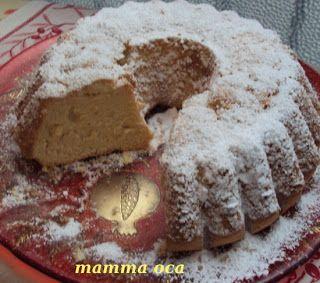 il cuore della casa: la cucina: CHIFFON CAKE O CIAMBELLONE AMERICANO