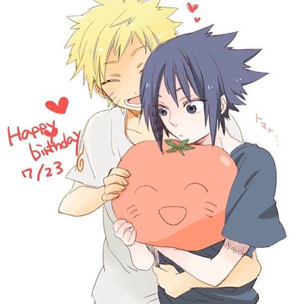 Happy Birthday Sasuke!! #naruto #uzumaki #narutouzumaki #narusasu #uzumakinaruto #sasuke #uchiha #sasukeuchiha #sasunaru #uchihasasuke
