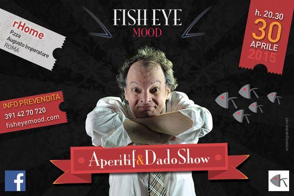 Ospite della serata del 30 aprile 2015 , il comico Dado