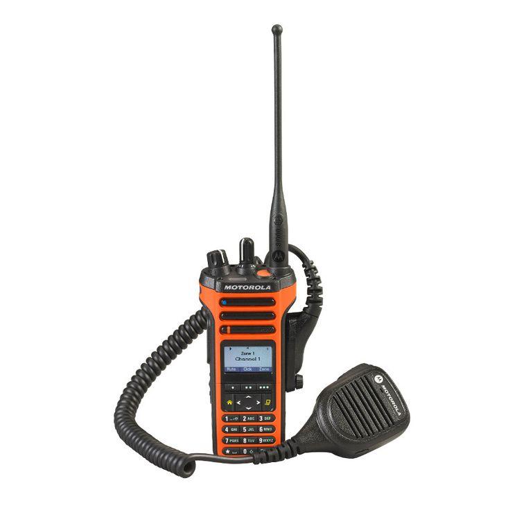 APX 4000XH Portable Two-Way Radio