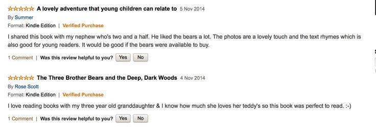 Amazon UK Reviews