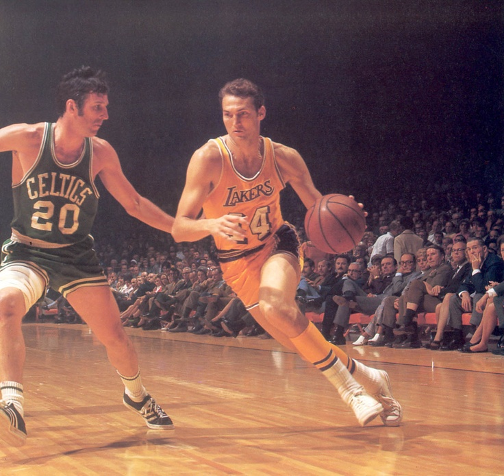 Jerry West Awesome Pinterest