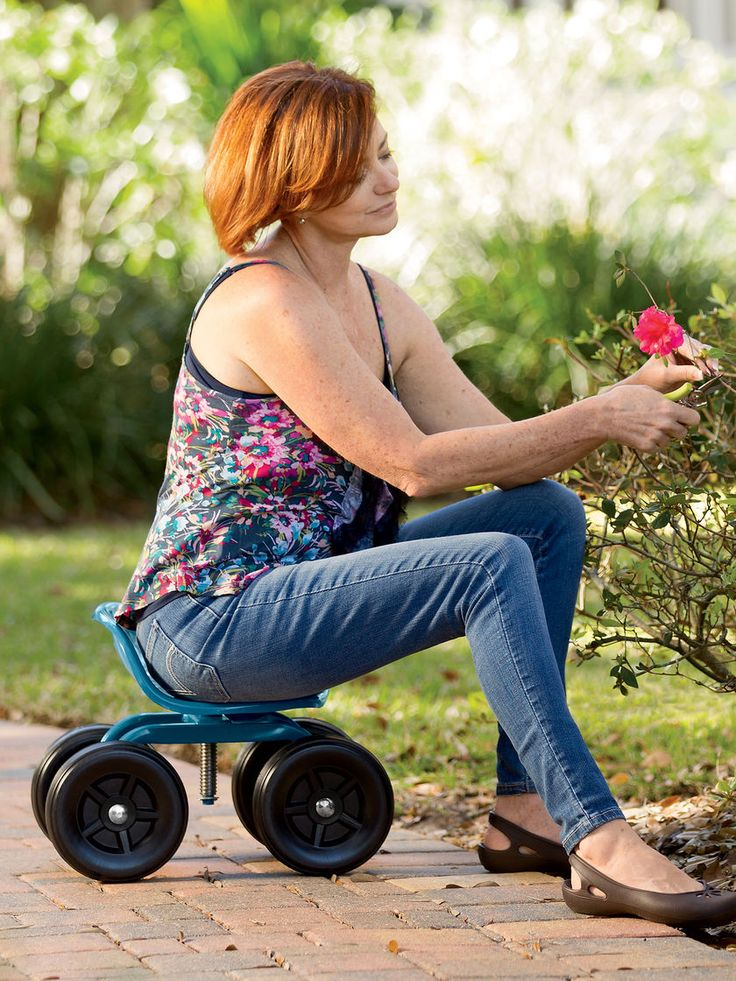 http://www.gardeners.com/buy/swivel-scoot-low-gardening-seat-with-wheels/8592543.html?utm_campaign=Pinterest Buy Button