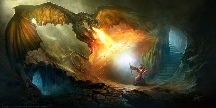 malarstwo fantasy - Szukaj w Google
