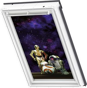Star Wars & VELUX Galactic Night Collection at Sterlingbuild: 4713 The Droids http://ow.ly/VXIMx