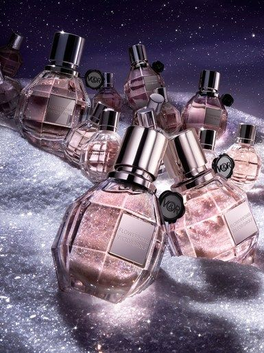 My favorite perfume of all time. I love flower bomb