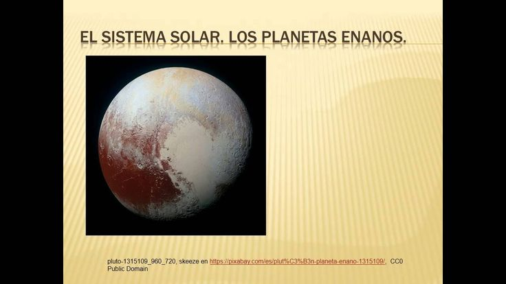 ¡Mi primer vídeo del Sistema Solar y vuestra primera tarea!
