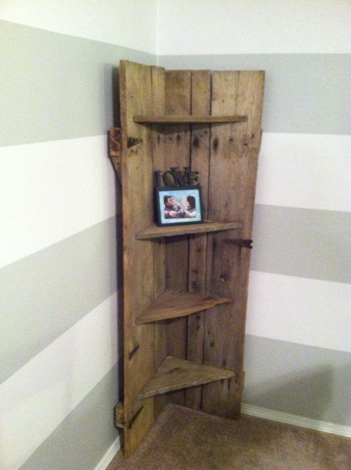 Decorated Chaos Repurposing Old Barn Doors Guest Post