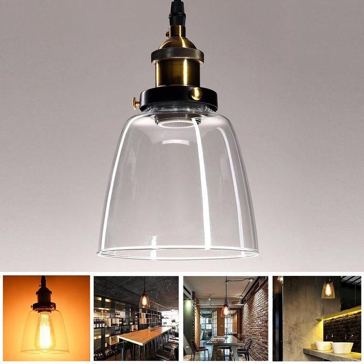 The 25 best lampshade chandelier ideas on pinterest chandelier diy glass pendant lighting fixture lampshade chandelier vintage led ceiling lamp aloadofball Choice Image