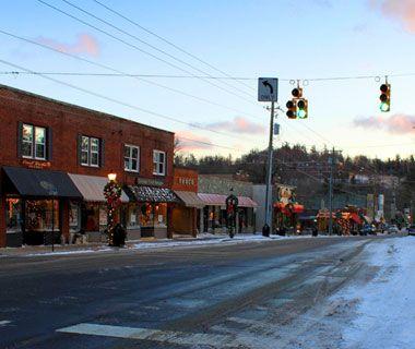 America's Prettiest Winter Towns: Blowing Rock, NC