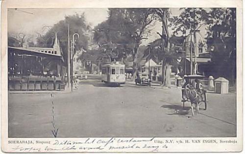 Surabaya foto's vroeger en nu (collectie Ted Grashuis)   Stichting Adinda