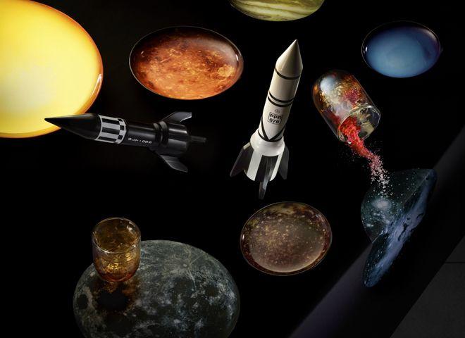 """ディーゼル リビング x セレッティ第2弾のテーマは""""宇宙空間"""""""