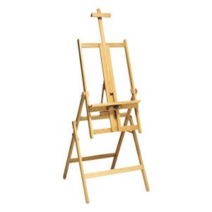In need of an easel
