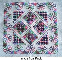hardanger embroidery free patterns | Have you been watching Rabid 's progress on her beautiful hardanger ...