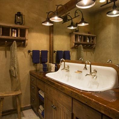 20 best barnwood bathroom ideas images on pinterest bathroom ideas rustic bathrooms and bathroom remodeling