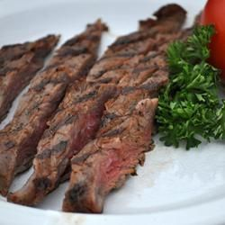 London Broil II | It's the marinade that makes this steak so tasty. Whip up extra, then reduce it for a sauce.