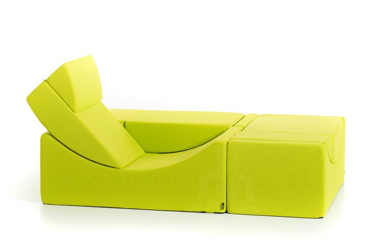 moon chaise lounge by LINA can be used as table, sofa or chair