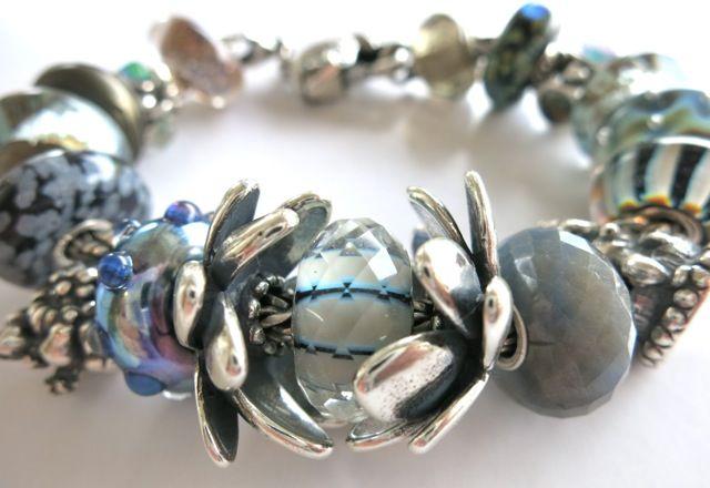 Beautiful Trollbeads bracelet!
