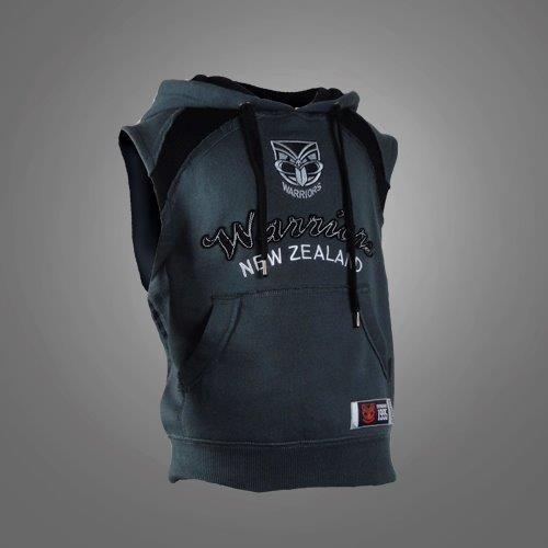 Warriors Hoodie Vest buy now www.carlawparkdiehards.co.nz