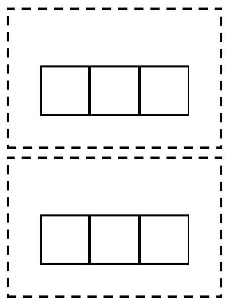 Free printable elkonin sound box template Classroom Ideas