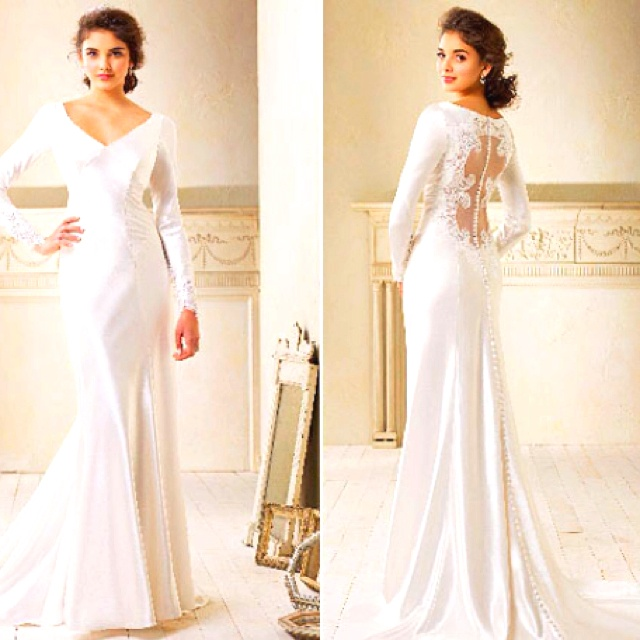 A Replica Of The Gorgeous Wedding Dress Bella SwanI Love