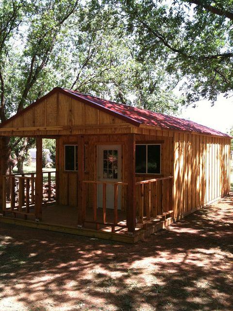 Premier PRO Weekender Ranch by TUFF SHED Storage Buildings & Garages, via Flickr