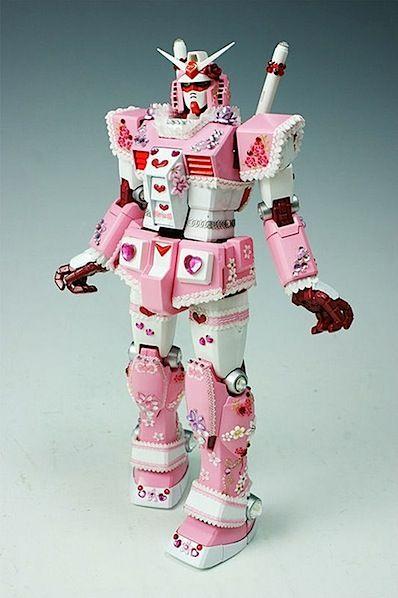 Pink Gundam