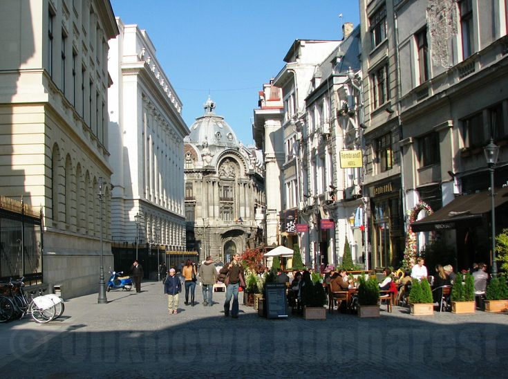 Bucharest's Old Town | Bucharest & Romania Tours by Cris - Private ...