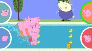 This app is back in the App Store!  iPad/iPhone: http://apple.co/21KBQJH  Amazon: http://amzn.to/1XQu4OQ  Peppa Pig fans can now join Peppa and her family on Holiday in this Children's BAFTA Nominated app from P2 Games - PEPPA PIG'S HOLIDAY.  Packed with a variety of easy-to-play fun holiday themed activities including 'At the Airport', 'Let's go to the Beach' and even a 'Swimming Race', PEPPA HOLIDAY also features the 'Sky High' music video that fans can sing-along to, as well as a…