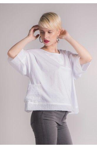 """Γυναικεία Μπλούζα T-Shirt """"Good-Home"""""""