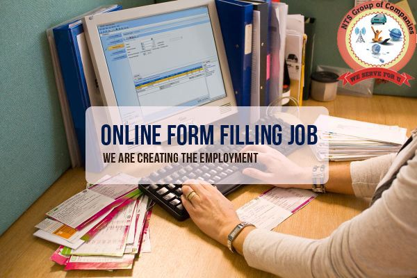 #FillingJobs Now you can earn more money by spending few hours. We are offering form filling jobs view more @ http://www.ntsinfotechindia.com/