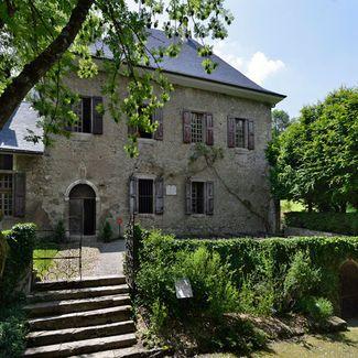 DECOUVERTE Jardins de Jean-Jacques Rousseau
