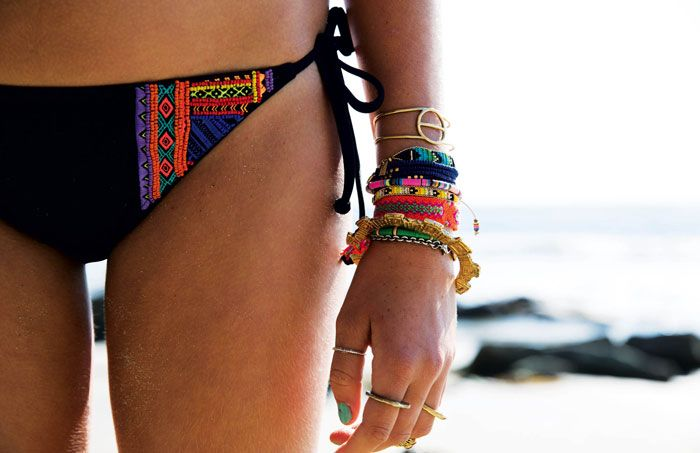Surfer Girl Style: Top 10 Fashion Staples
