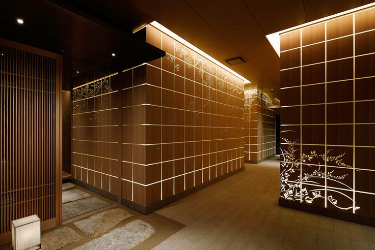 aoyama nomura design 乃村工藝社 / palace hotel wadakura restaurant, marunouchi tokyo