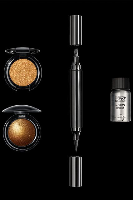 7 Eyeshadows For People Attracted To Really Shiny Things | Refinery29 | Bloglovin'. Pat McGrath Labs Metamorphosis 005 Copper Kit, $60, available November 15 at Pat McGrath Labs; November 22 at select Sephora stores.