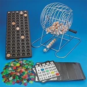 Classic Bingo Set