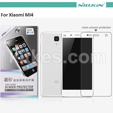 Nillkin Anti Glare Screen Guard Xiaomi Mi4 - Rp 50.000 - Kitkes.com
