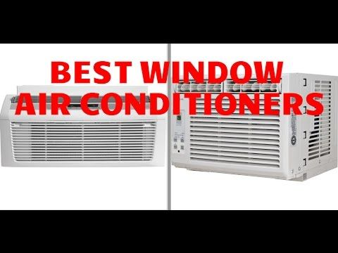 The 5 Best Window Air Conditioners 2016 - Reviews and Guide
