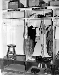 Image Result For Vintage Baseball Locker Room