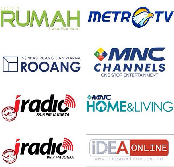 Thank you to all Media Partners for the generous partnership also who contributed resources to support our program #APSDA2014 @tabloidrumah @Iradiojakarta @iradiojogja @MNCChannels @rooangkita @Metro_Tv @iDEAOnline @MNCHomeLiving