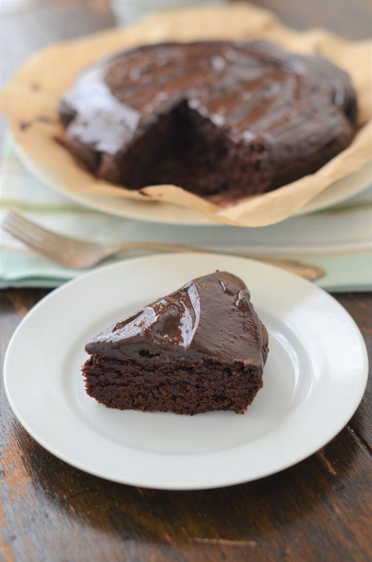 The BEST Paleo Chocolate Cake-24 Carrot Kitchen