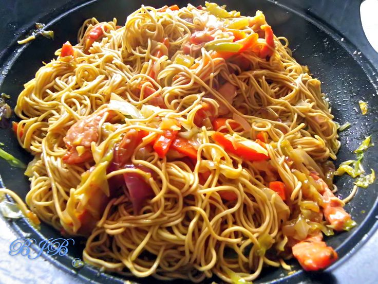 Don't let the chow mein fool you...this page is full of Panamanian recipes