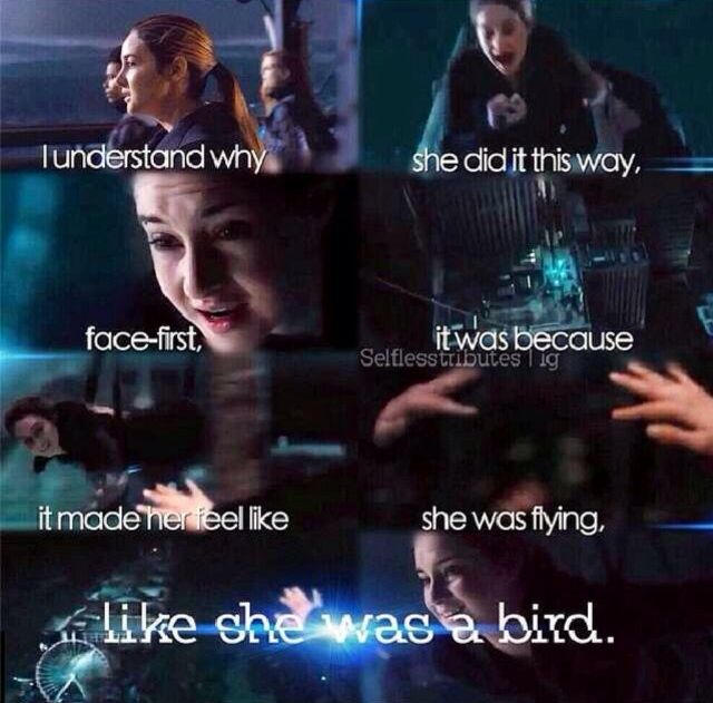 OMG love that movie! can't wait for Insurgent to come out! Divergent~Insurgent~Allegiant Veronica Roth
