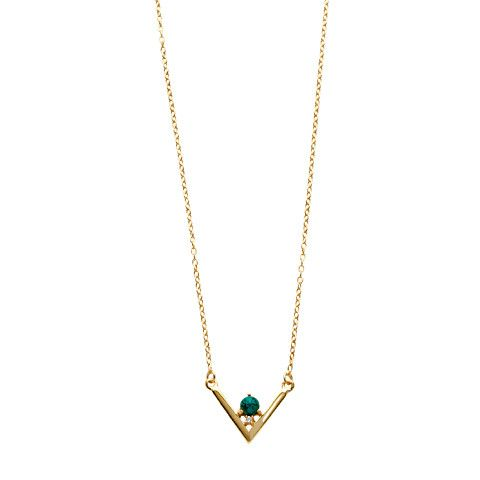 Talitha Pendant / Turquoise from D A M S E L F L Y