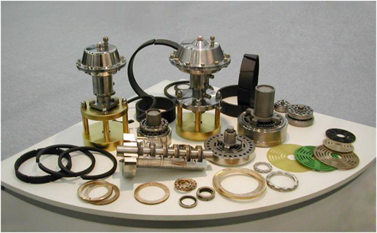 Air And Gas Compressor Parts
