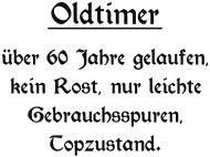 60. Geburtstagsshirt: Geburtstag 60 - Oldtimer 60