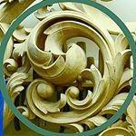 "Мастер художник ООО ""Посад Изограф"".         Artist and wood carver. Moscow. Russia."