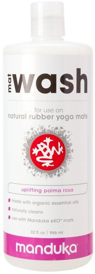 Manduka Natural Yoga Mat Cleaner Refill 32oz. 8120401