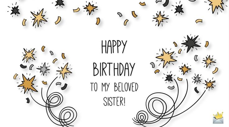 If you are looking for the right words to share with your sister on her birthday, try some of these thoughtful birthday wishes.