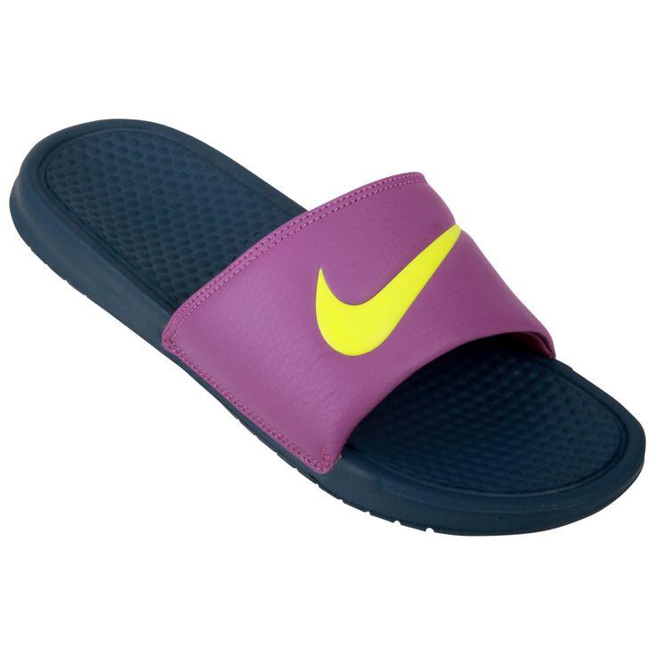 Ojotas Nike Benassi Swoosh - Netshoes $309